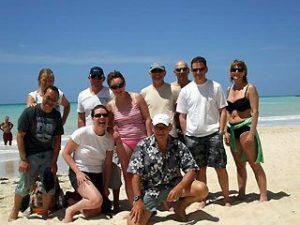 TSAC BVI diving group