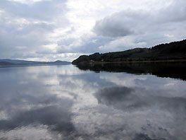 A nice flat Loch
