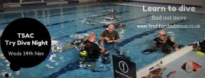 Try Dive Night – Weds 14th Nov